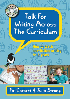 talk for writing across the curriculum - pie corbett