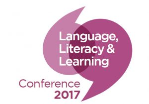 Literacy, Language and Learning Conference logo