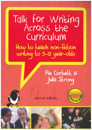 Cover image for Talk for Writing - Across the Curriculum