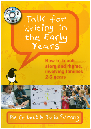 Cover image of Talk for Writing - Early Years