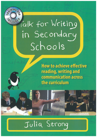 Cover of Talk for Writing - Secondary